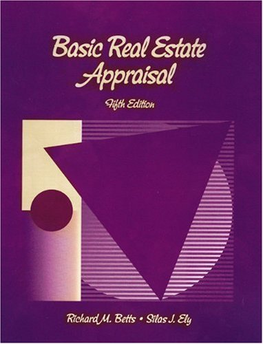 Basic Real Estate Appraisal von South-Western