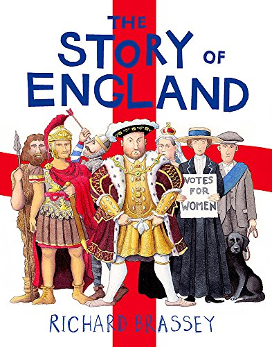 The Story of England von Orion Children's Books
