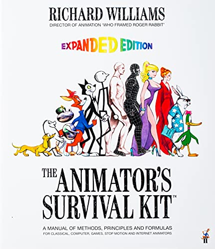 The Animator's Survival Kit von Faber & Faber
