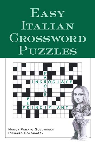 Easy Italian Crossword Puzzles (Language - Italian) von NTC Publishing Group,U.S.