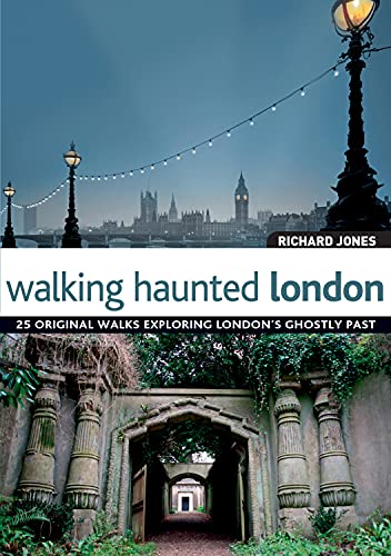Walking Haunted London von Design Originals