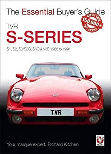 TVR S-series (Essential Buyer's Guide) von VELOCE PUBLISHING