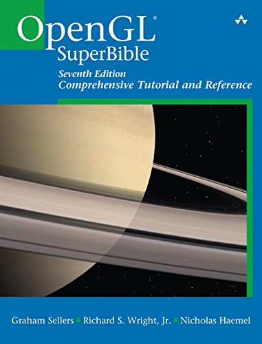 OpenGL Superbible: Comprehensive Tutorial and Reference von Addison Wesley