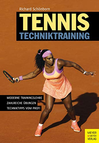 Tennis Techniktraining von Meyer & Meyer Sport