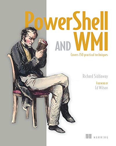 Powershell and WMI