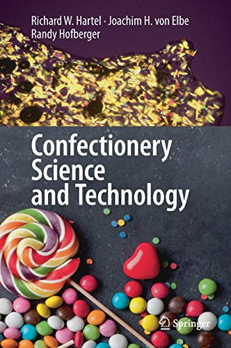 Confectionery Science and Technology von Springer