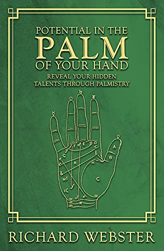 Webster, R: Potential in the Palm of Your Hand von Llewellyn Publications,U.S.