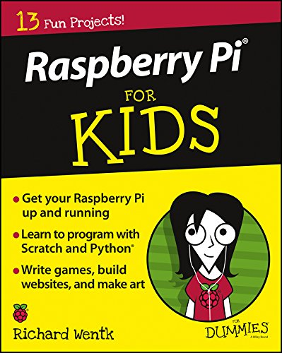 Raspberry Pi For Kids For Dummies von For Dummies