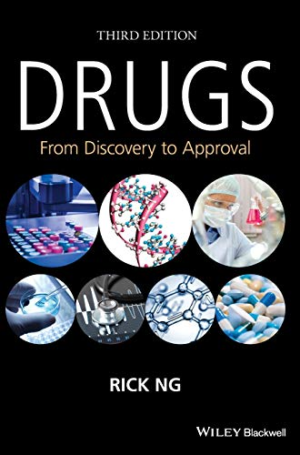 Drugs: From Discovery to Approval von Wiley-Blackwell