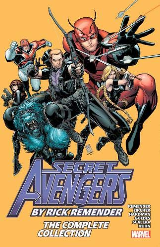 Secret Avengers by Rick Remender: The Complete Collection (Secret Avengers: the Complete Collection) von Marvel