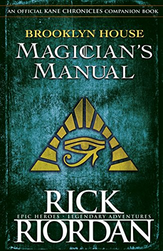Brooklyn House Magician's Manual (The Kane Chronicles) von Penguin Books Ltd (UK)