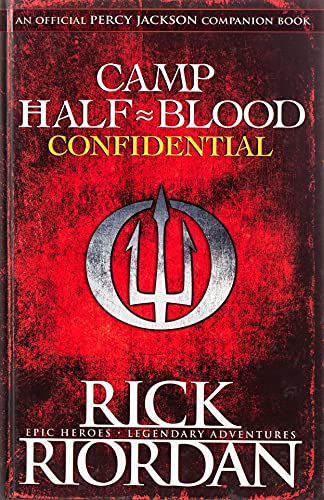 Camp Half-Blood Confidential (Percy Jackson and the Olympians) von Penguin Books Ltd (UK)