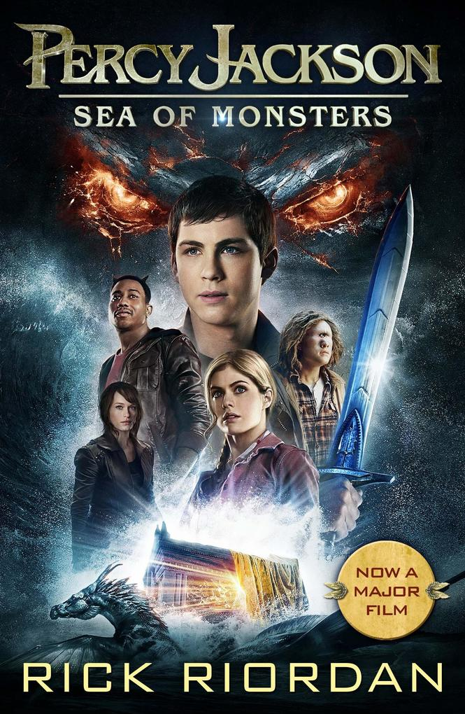 Percy Jackson and the Sea of Monsters. Film Tie-In von Penguin Books Ltd (UK)