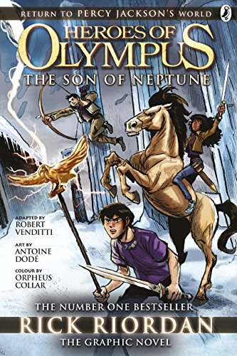 The Son of Neptune: The Graphic Novel (Heroes of Olympus Book 2) von Penguin Books Ltd (UK)