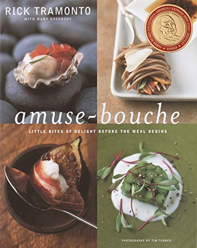 Amuse-Bouche: Little Bites of Delight Before the Meal Begins: A Cookbook von Random House