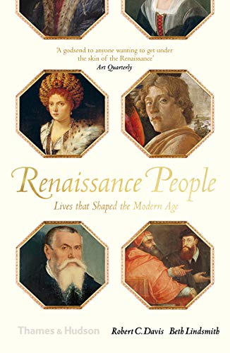 Renaissance People: Lives that Shaped the Modern Age von Thames & Hudson Ltd