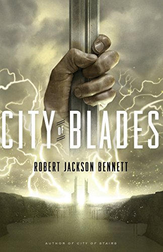 City of Blades (The Divine Cities, Band 2)