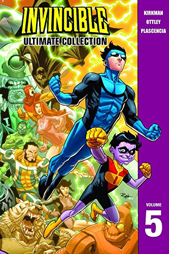 Invincible: The Ultimate Collection Volume 5 (Invincible Ultimate Collection, Band 5) von Image Comics