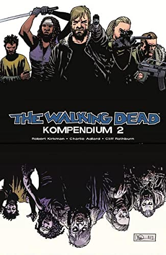 The Walking Dead - Kompendium 2 von Cross Cult