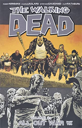 The Walking Dead Volume 21: All Out War Part 2 von Image Comics