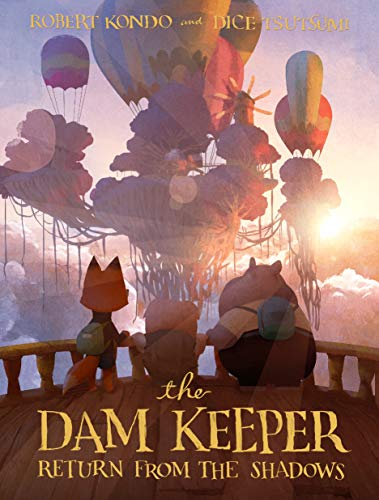 The Dam Keeper, Book 3: Return from the Shadows von Roaring Brook Press