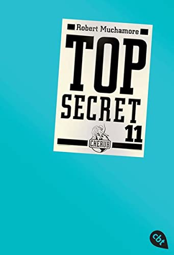 Top Secret 11 - Die Rache (Top Secret (Serie), Band 11)
