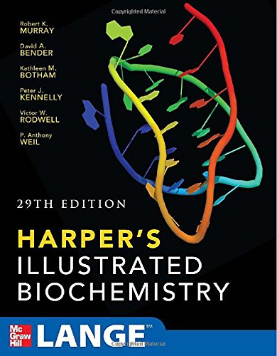 Harpers Illustrated Biochemistry 29th Edition (Lange Basic Science) von Mcgraw Hill Medical