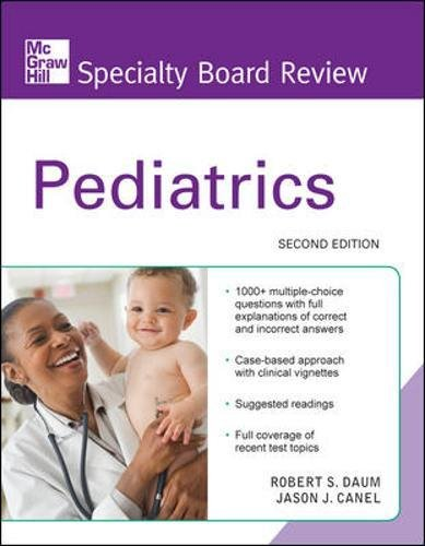 Specialty Board Review Pediatrics (McGraw Hill Specialty Board Review) von McGraw-Hill Medical