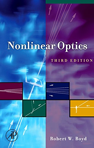 Nonlinear Optics von Academic Press