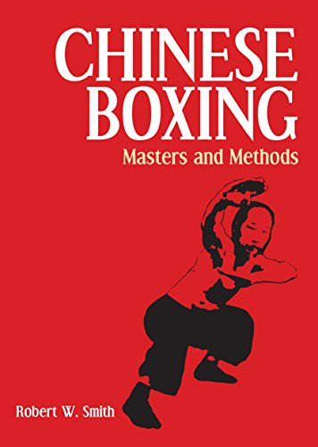 Chinese Boxing: Masters and Methods von Blue Snake Books