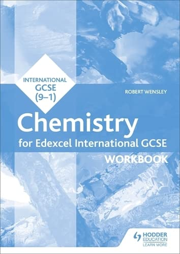 Edexcel International GCSE Chemistry Workbook von Hodder Education