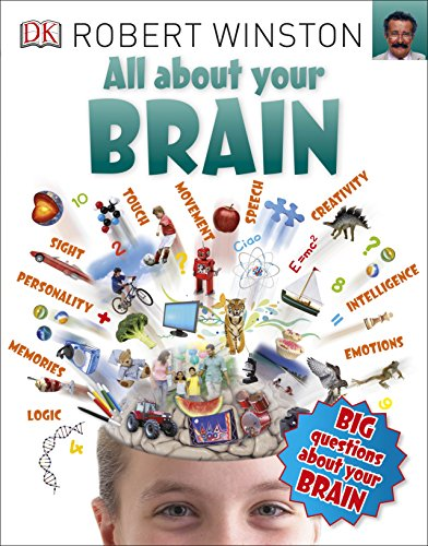 All About Your Brain (Big Questions) von DK Children