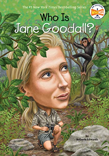 Who Is Jane Goodall? (Who Was?) von Penguin Workshop