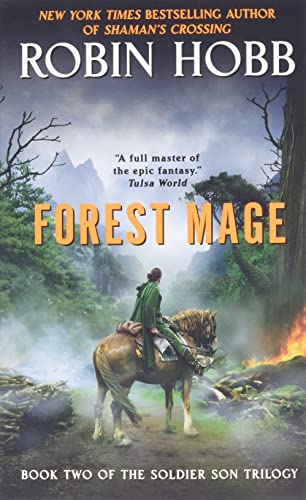 Forest Mage: Book Two of The Soldier Son Trilogy von Eos