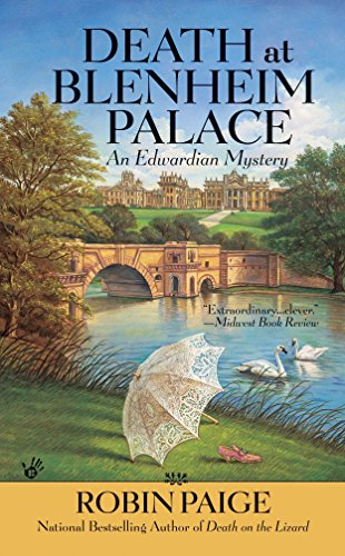 Death at Blenheim Palace (An Edwardian Mystery, Band 11)