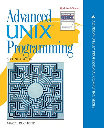 Advanced Unix Programming (2nd ed.) (Addison-Wesley Professional Computing) von Pearson Education (Us)