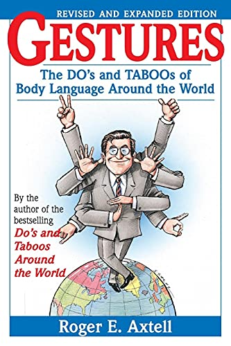 Gestures: Do's and Taboos of Body Language Around the World von Wiley
