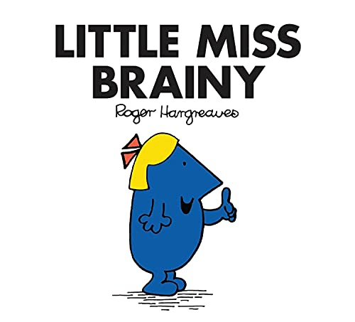 Hargreaves, R: Little Miss Brainy (Little Miss Classic Library) von Egmont Uk