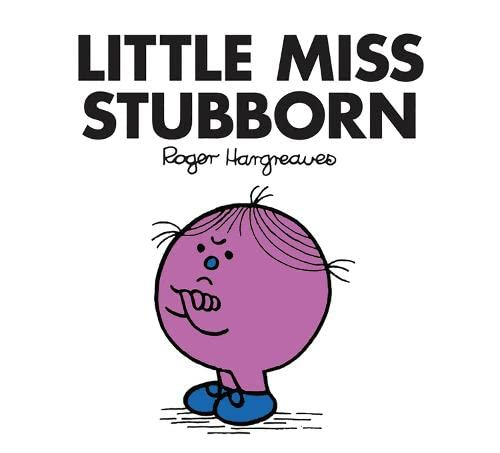 Hargreaves, R: Little Miss Stubborn (Little Miss Classic Library) von Egmont UK Ltd