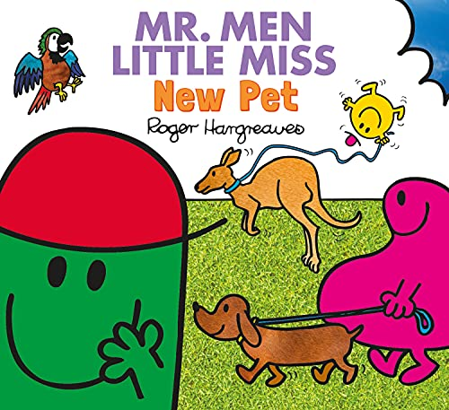 Mr. Men New Pet (Mr. Men & Little Miss Everyday) von Egmont UK Ltd