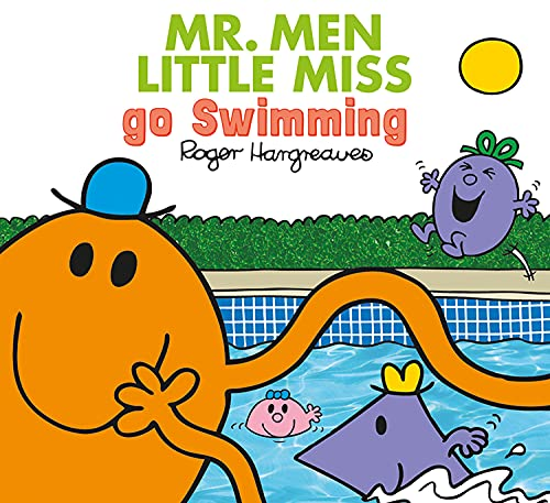 Hargreaves, R: Mr. Men go Swimming (Mr. Men & Little Miss Everyday) von Egmont UK Ltd