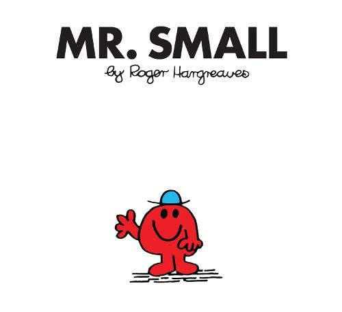Hargreaves, R: Mr. Small (Mr. Men Classic Library) von Egmont UK Ltd