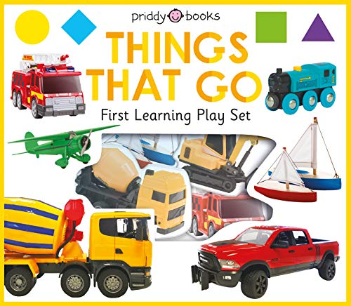 First Learning Play Set: Things That Go