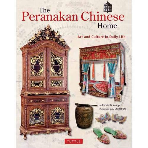 Knapp, R: Peranakan Chinese Home von Tuttle Publishing
