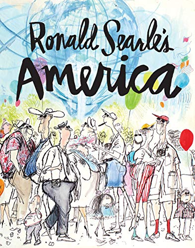 Ronald Searle's America von Fantagraphics Books