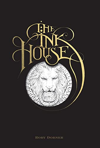 The Ink House: A Gothic Mansion Colouring Book von Laurence King Publishing