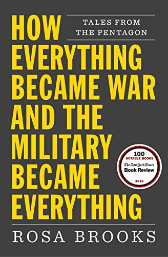 How Everything Became War and the Military Became Everything: Tales from the Pentagon von Simon & Schuster