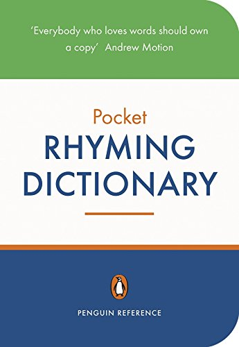 Penguin Pocket Rhyming Dictionary (Dictionary, Penguin) von Penguin