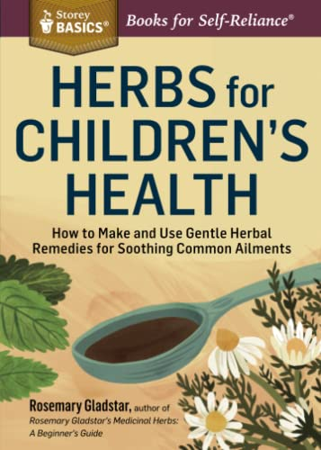 Herbs for Children's Health (Storey Basics)