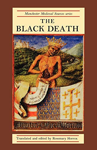 Black Death (Manchester Medieval Sources) von Manchester University Press